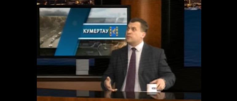 """директор МУП """"Агентство по развитию территорий"""" Сергей Головяшкин"""