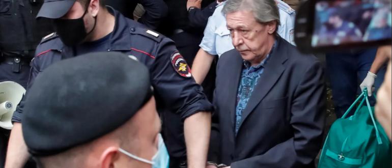 ефремов михаил суд