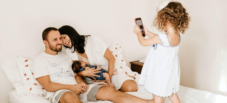 Установление происхождения детей